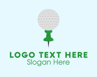 Golf - Golf Tack logo design