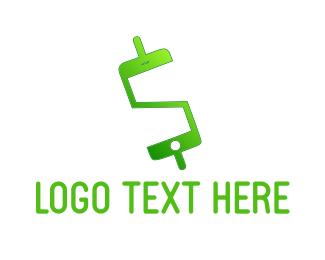 Phone Repair - Dollar Phone logo design