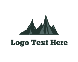 Skiing - Rocky Mountain logo design