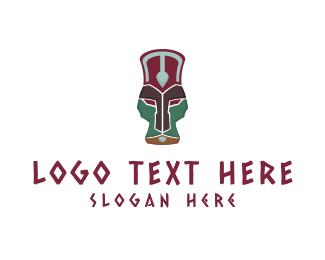 Tribe - African Totem logo design