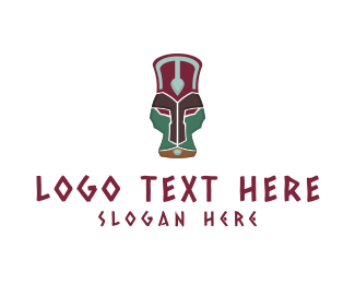 Tribal - African Totem logo design