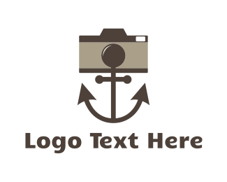 Nautical - Ocean Camera logo design