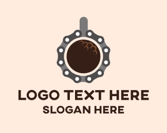 Chain - Coffee Chain logo design