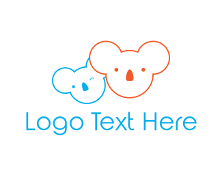 Australia - Koala Bear logo design