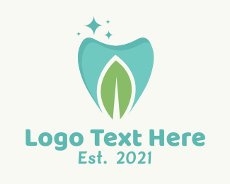 Health - Mint Tooth logo design