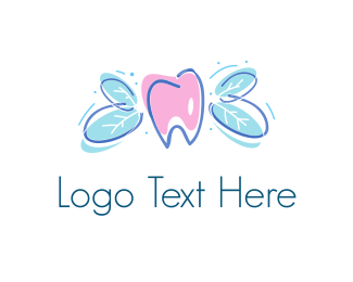 Orthodontic - Natural Dental logo design