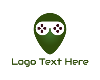 Gaming - Gaming Alien  logo design