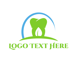 Clinic - Eco Tooth logo design