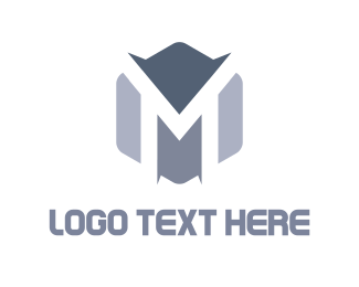 Sharp - Peaks & Letter   logo design