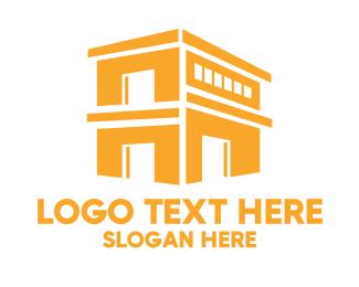 Gold - Gold Building logo design