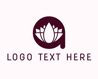 Lotus - Lotus Letter S logo design