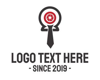 Job - Office Camera logo design
