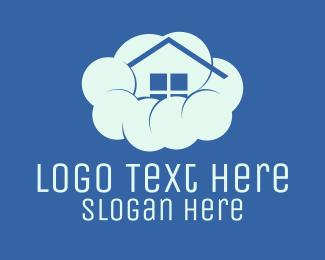 Mortgage - Home Cloud logo design