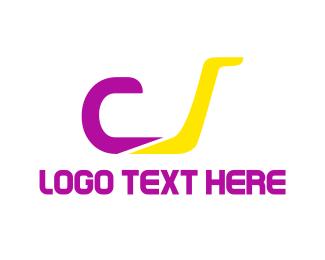 Shopping Cart - C & S logo design