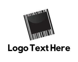 Photo Barcode Logo