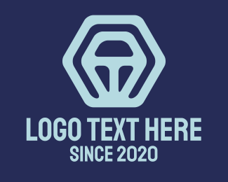 Supplier - Hexagon Steering Wheel logo design