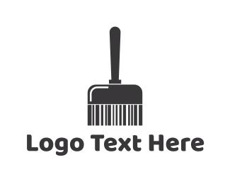 Housekeeper - Clean Code logo design