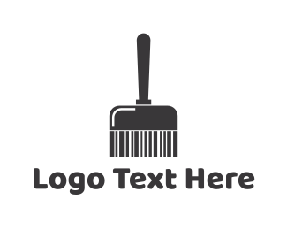 Sweeper - Clean Code logo design