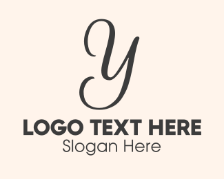 Luxury - Luxurious Letter Y logo design