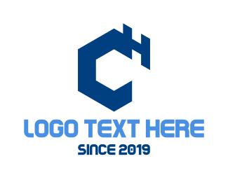 Scientific - Chemistry Elements logo design