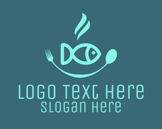 Spoon - Seafood Restaurant logo design
