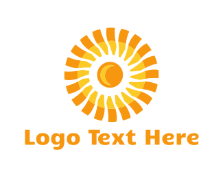 Sunshine - Bright Sunshine logo design