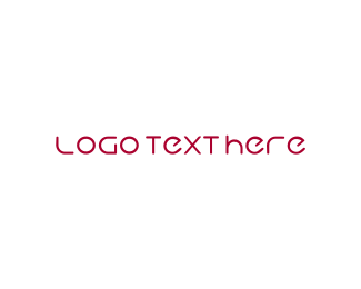 Minimalist & Pink Logo