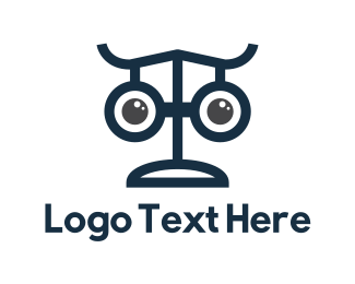 Legal Services - Scale Face logo design