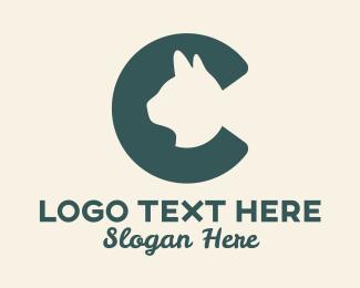 Kitten - Cat Face logo design