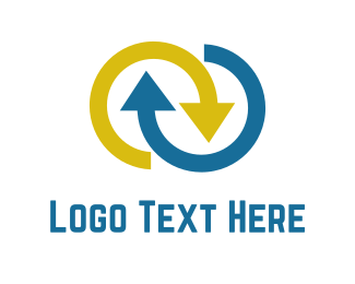 Business Software - Business Infinity logo design