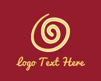 Bean - Coffee Swirl logo design