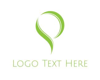 Green & Minimalist  Logo