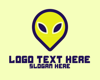 Creative Services - Alien Ink logo design