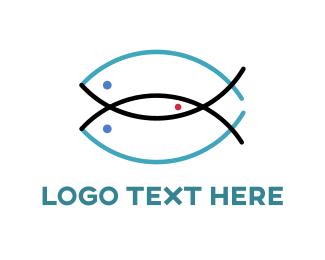 """""""Three Fish Logo"""" by ferro"""