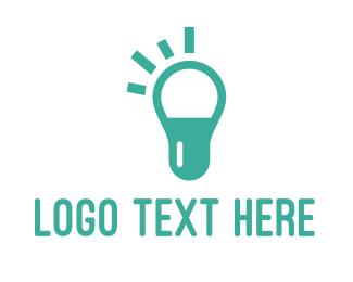 Pill - Pill Bulb logo design