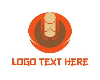 Buddha - Zen Buddha logo design