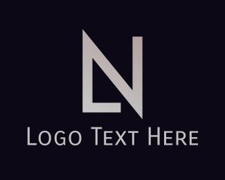 Easy - L & N  logo design