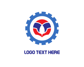 Racing - Automotive Gear logo design