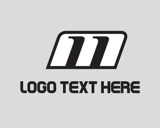Sportswear - Eleven & Letter logo design