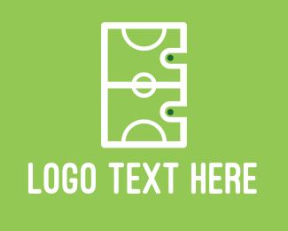 Fifa - Soccer Field logo design
