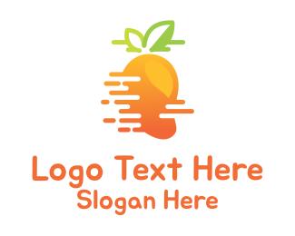 Philippines - Fast Mango logo design
