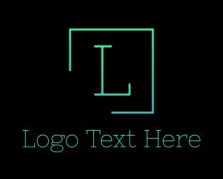 Tiling - Letter Square logo design