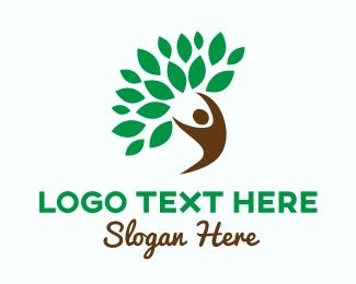 Environmentalist - Nature Spirit logo design