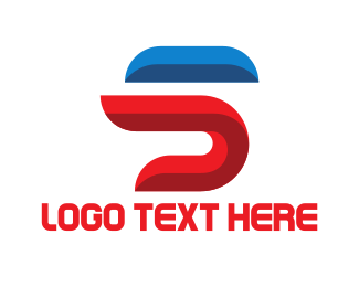 Bold - Abstract Letter S logo design