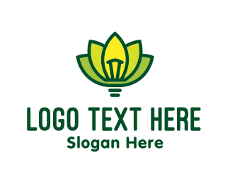 Lotus - Idea Lotus logo design