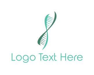 Genetics - Genetic Chain logo design