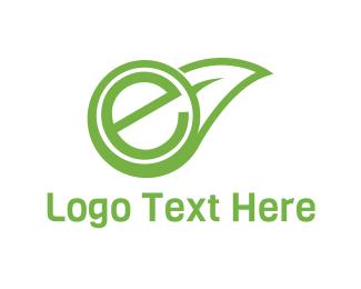 """Eco Letter E"" by GraysonL"