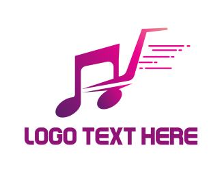 Ecommerce - Music Shopping logo design