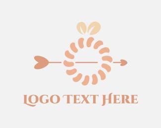 Candy - Sweet Target logo design
