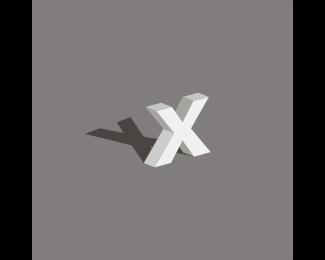 """""""Letter X"""" by Alexxx"""